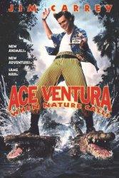 Ace Ventura: When Nature Calls Poster