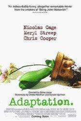 Adaptation. Poster