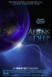 Aliens Of The Deep Poster