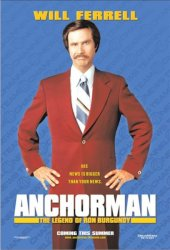 Anchorman Poster