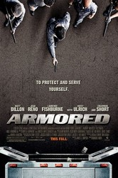 Armored Poster