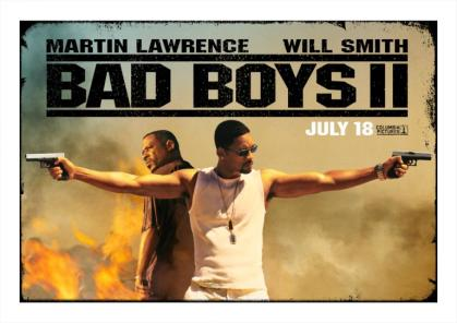 Bad Boys 2 Outdoor Art