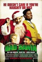 Bad Santa Poster