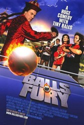 Balls of Fury Poster