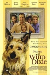 Because Of Winn Dixie Poster