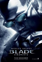 Blade 3: Trinity Poster