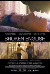 Broken English Poster