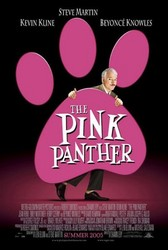 The Pink Panther Poster
