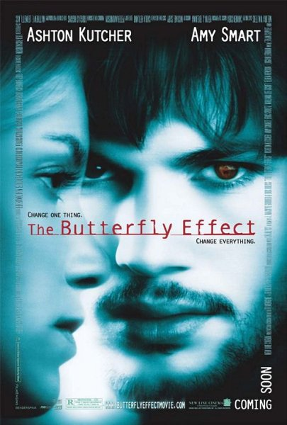 'The Butterfly Effect' Poster