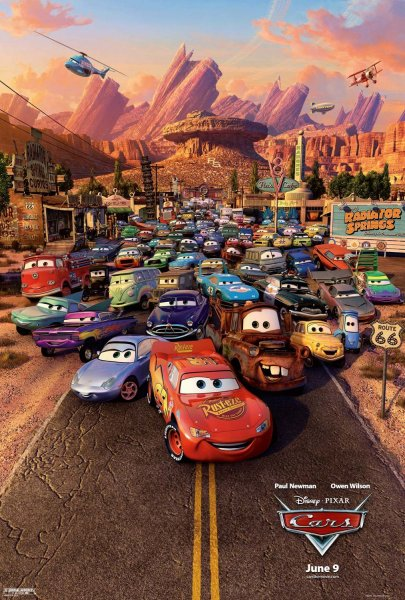 Gallery Cars Cars Poster