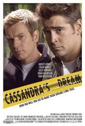 Cassandra's Dream Poster