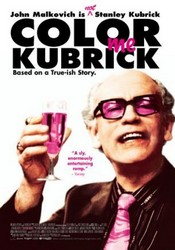 Color Me Kubrick Poster