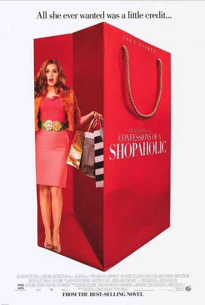 Confessions of a Shopaholic Poster