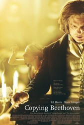 Copying Beethoven Poster