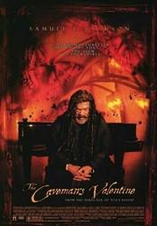 The Caveman's Valentine Poster