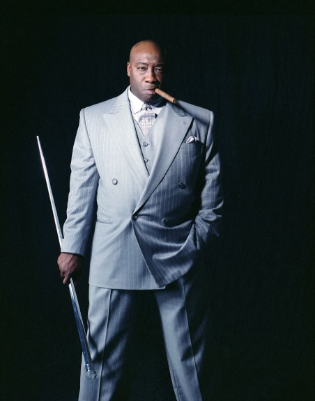Michael Clarke Duncan as The Kingpin