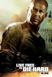 Live Free or Die Hard Poster
