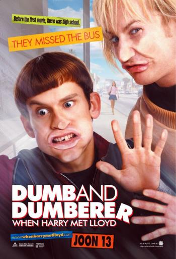 Dumb and Dumberer Poster