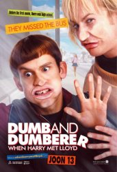 When Harry Met Lloyd: Dumb and Dumberer Poster