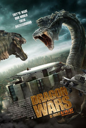 Dragon Wars (D-War) Poster