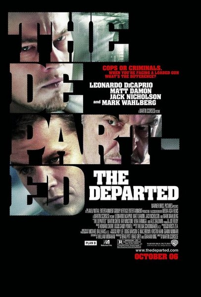 The Departed movies in Canada