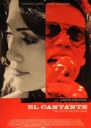 El Cantante Poster
