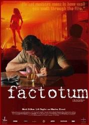 Factotum Poster