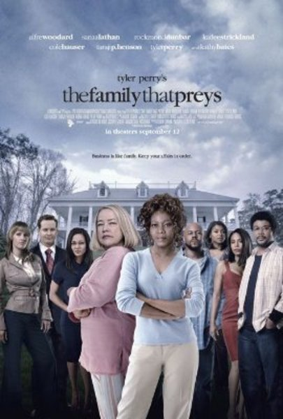 Tyler Perry's The Family That Prey's Poster