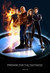 Fantastic 4 Movie Trailer