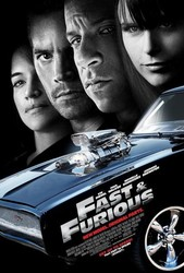 Fast & Furious Poster
