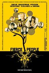 Fierce People Poster