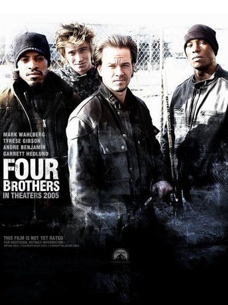 Gallery: [Four Brothers] - Four Brothers Poster