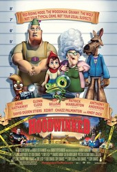 Hoodwinked Poster