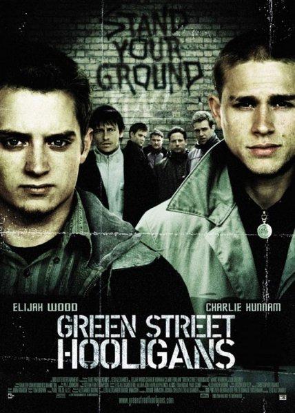 poster - Ye�il Sokak Holiganlar� - Green Street Hooligans [2004]