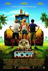 Hoot Poster