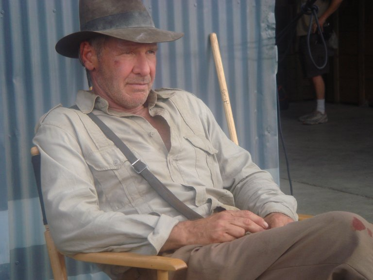 First Look at Indiana Jones