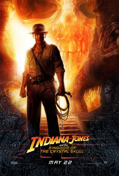 Indiana Jones 4: Kingdom of the Crystal Skull Post