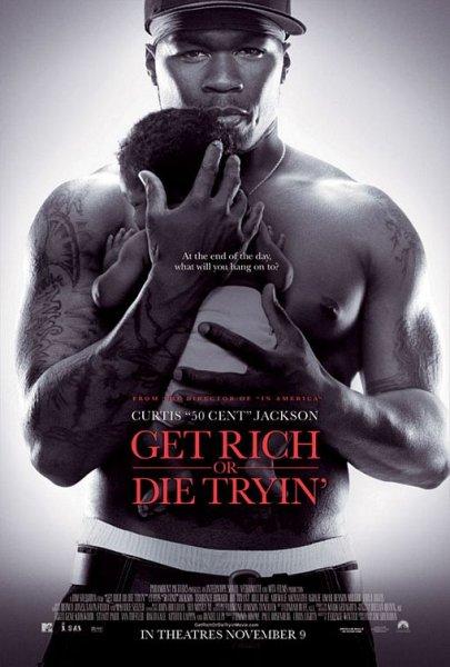 Get Rich Or Die Tryin' (2005) .avi DvdRip Ac3 - ITA