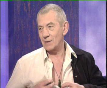 Ian McKellen On Parkinson
