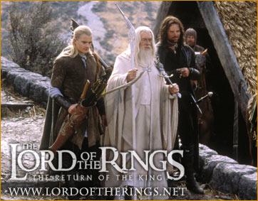 Return of the King Movie Stills