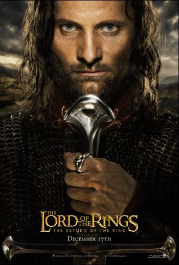 Return of the King Teaser Poster
