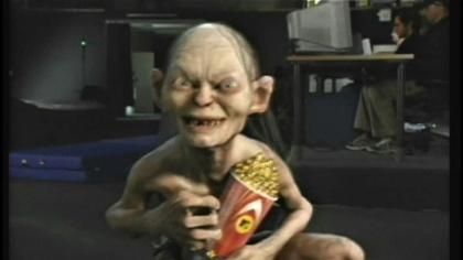 Gollum at MTV Awards
