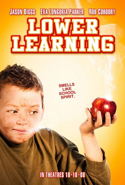 Lower Learning Poster