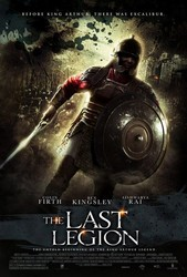 The Last Legion Poster