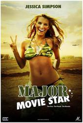 Major Movie Star Poster