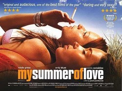 My Summer Of Love Poster