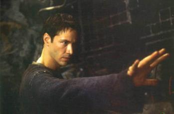 Keanu Reeves as Neo