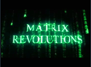Matrix Reloaded Preview Teaser