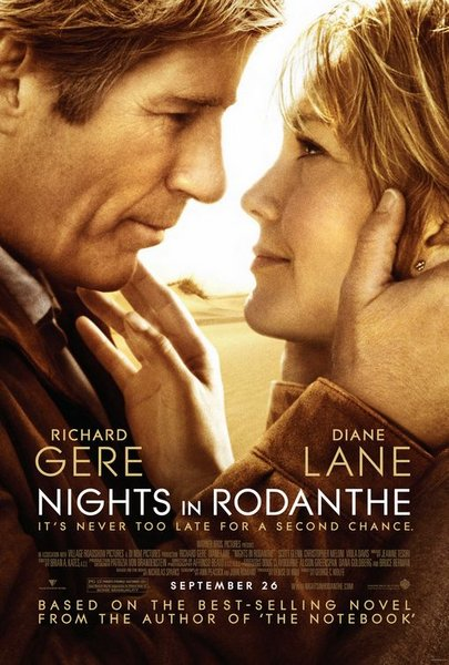 Nights in Rodanthe Poster