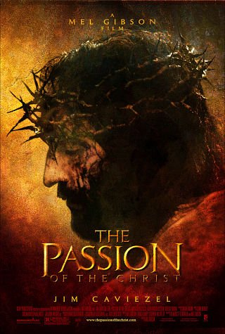 Passion of Christ One Sheet